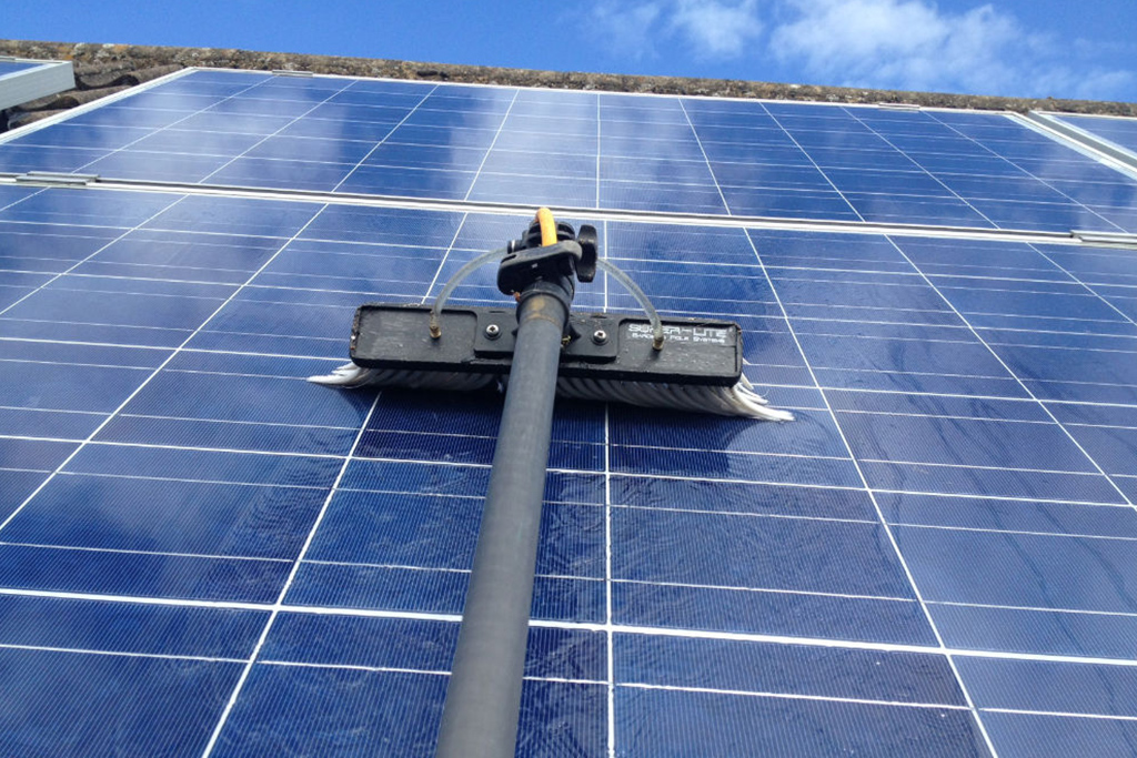 Solar panel cleaning bill 39 s window and solar cleaning for Solar panel layout tool