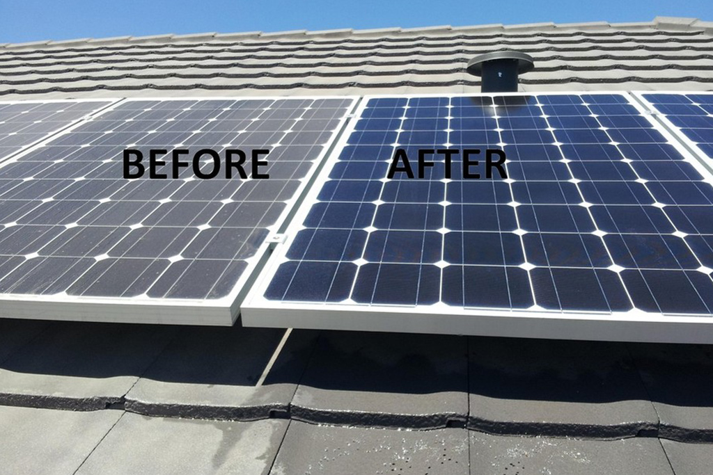 Solar Panel Cleaning Bill S Window And Solar Cleaning